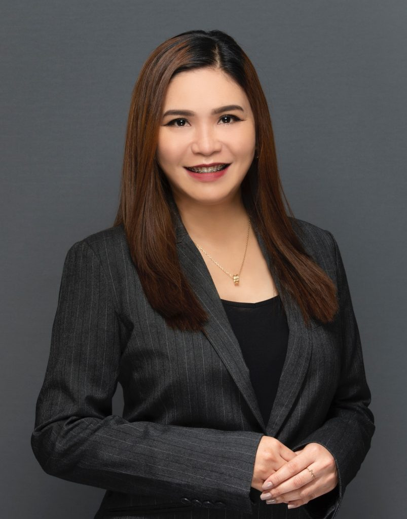 Cecille Gustilo – Assistant Manager – Projects & Admin