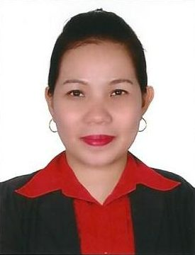 Elizabeth Briones – Finance and Operation Unit Head