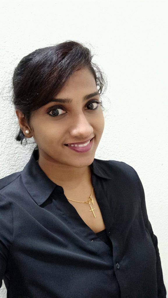 Asha Jose – Sales Account Manager