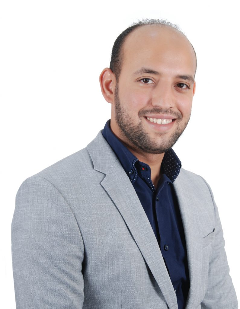 Ahmed Hassoun – Key Sales Account Manager